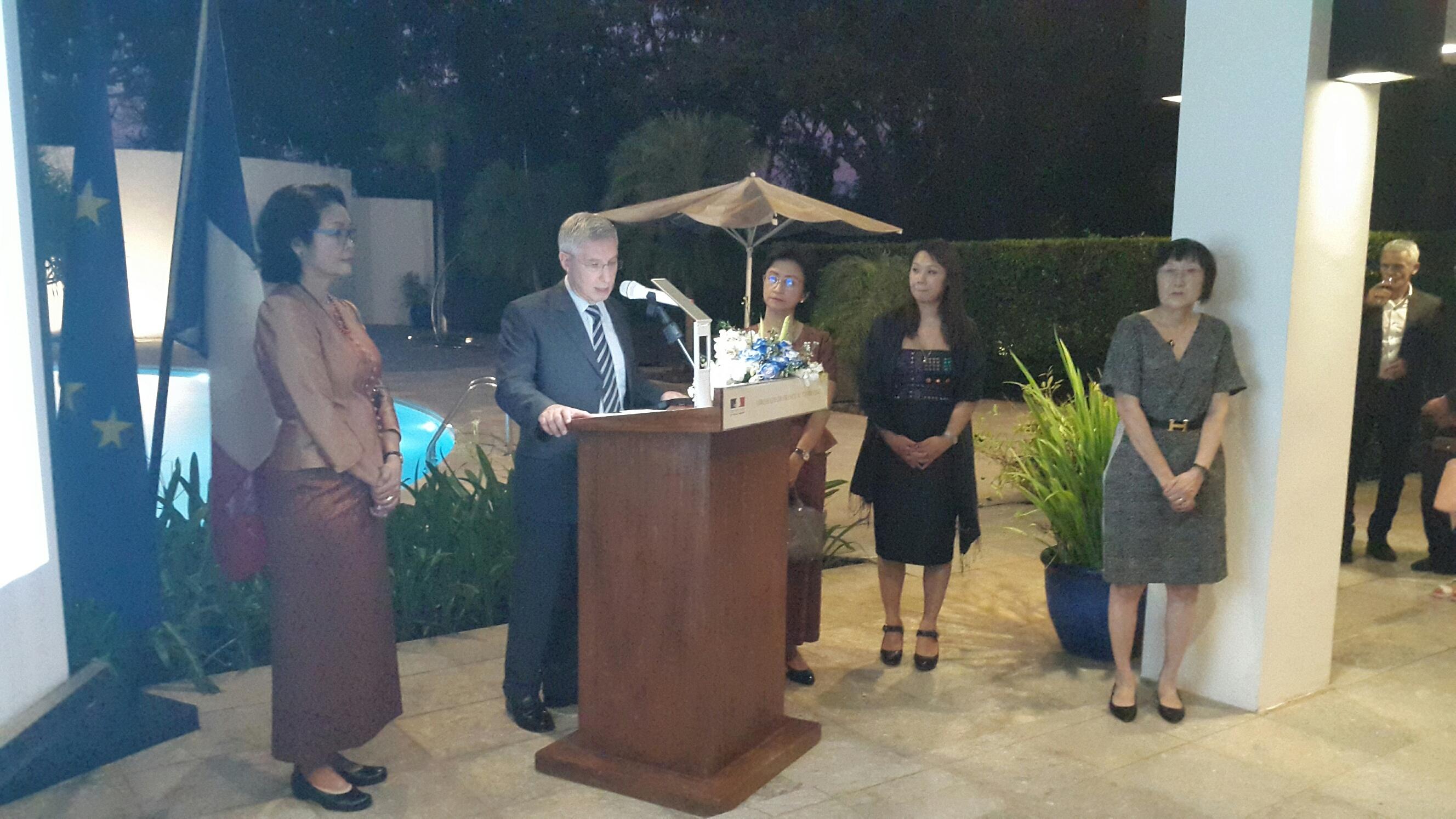 Journ e internationale des droits des femmes reportage for Chambre de commerce cambodge